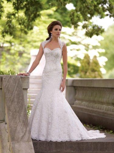 David Tutera for Mon Cheri – Wedding Dresses 2014