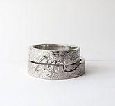 mioetuo unique wedding rings mio e tuo anelli personalizzati unici  fedi nuziali personalizzate uniche speciali marinoni camilla bergamo italia italy special