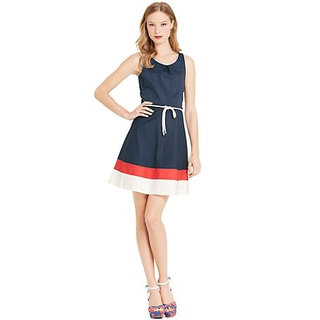A Sleeveless Dress from Tommy Hilfiger Please!