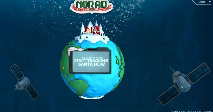 NORAD tracks Santa Claus' Christmas Eve run around the world - New York Daily News