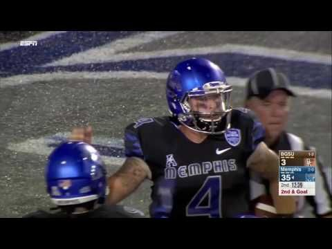 Memphis Football: Tigers Score 77 Points on Bowling Green - (More info on: http://1-W-W.COM/Bowling/memphis-football-tigers-score-77-points-on-bowling-green/)