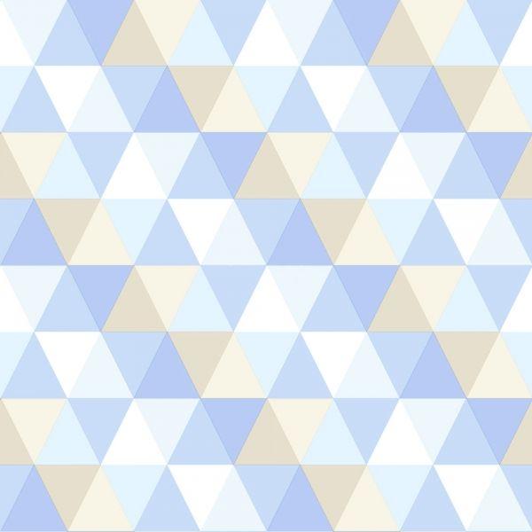 Tapet i blåa nyanser från kollektionen Everybody Bonjour 138712. Klicka för att se fler inspirerande tapeter för ditt hem!