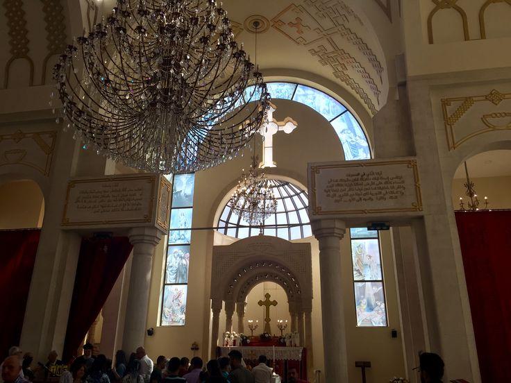 Saint Ephrem Syriac Orthodox church, Amman.