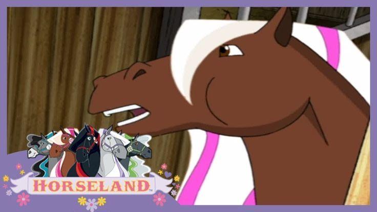 Horseland: The Whispering Gallery   126 - Horse Cartoons for Children Ho...
