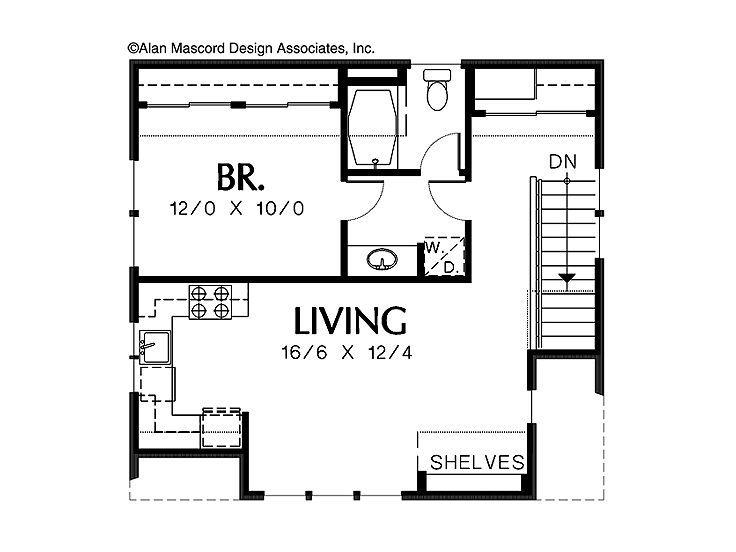 Best 25 unique house plans ideas only on pinterest one for Unique garage apartment plans