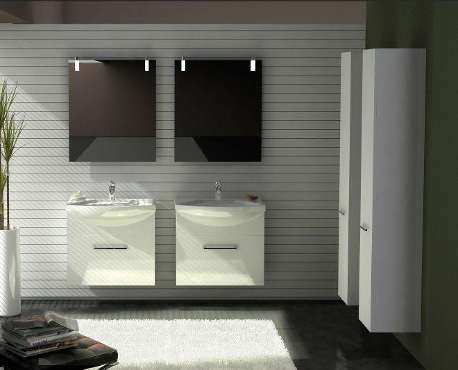 Верона SOLO 65 Мебель для ванной подвесная