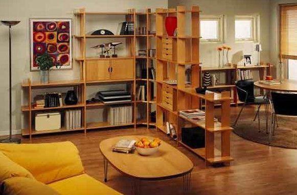 Проектирование и зонирование гостиной « Мебель для Вашего дома