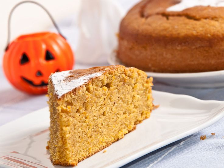 Wegańskie i bezglutenowe ciasto dyniowe