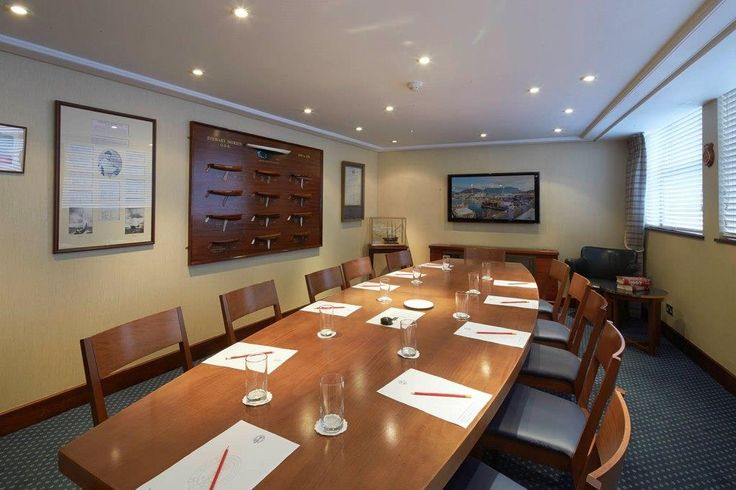 Meeting Room at Royal Thames Yacht Club