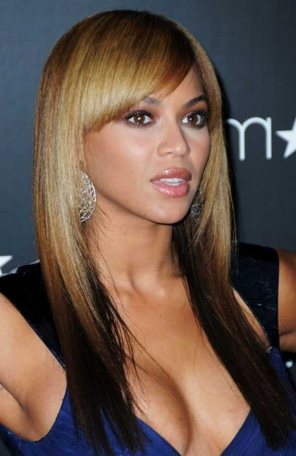 Hairstyles for Oval Faces That Aren't Basic and Celebrity ...