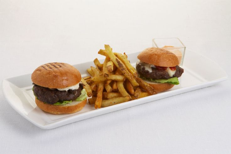 Mini Burgers A.K.A. Sliders
