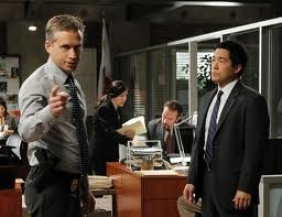 He's appearing on The Mentalist...do you think he's Red John??