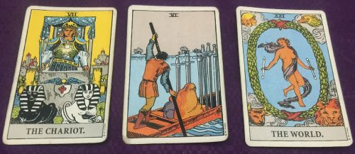 tarot reading 20 - 26 april 2015