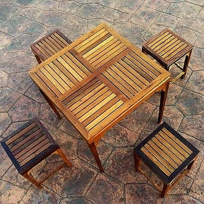 shipping pallet furniture ideas. some cool ideas with old wooden shipping pallets pallet furniture