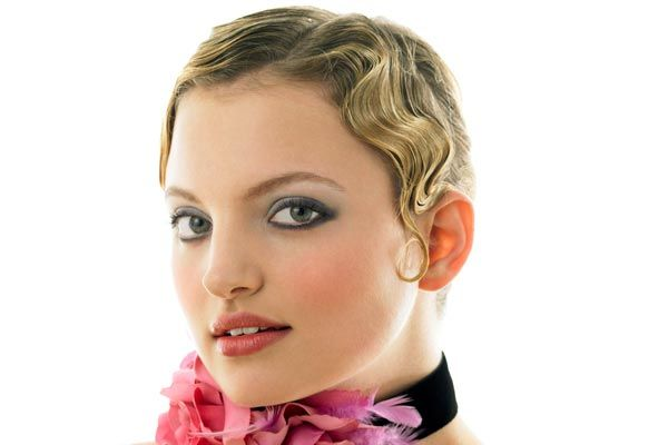 Finger Wave Hair Styles: 25 Best Images About Finger Waves On Pinterest