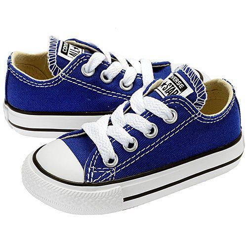 blue converse for boys