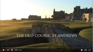 La magia dell'Old Course di St Andrews [Video] http://www.dotgolf.it/57456/old-course-st-andrews/