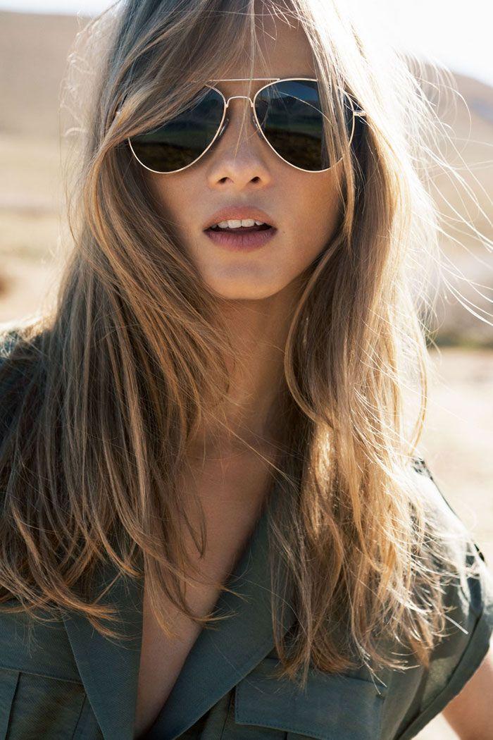cool shades + attitude