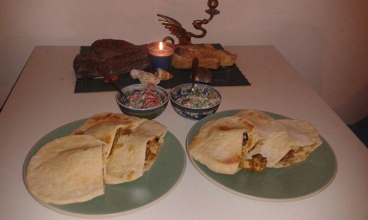 Arabské chleby