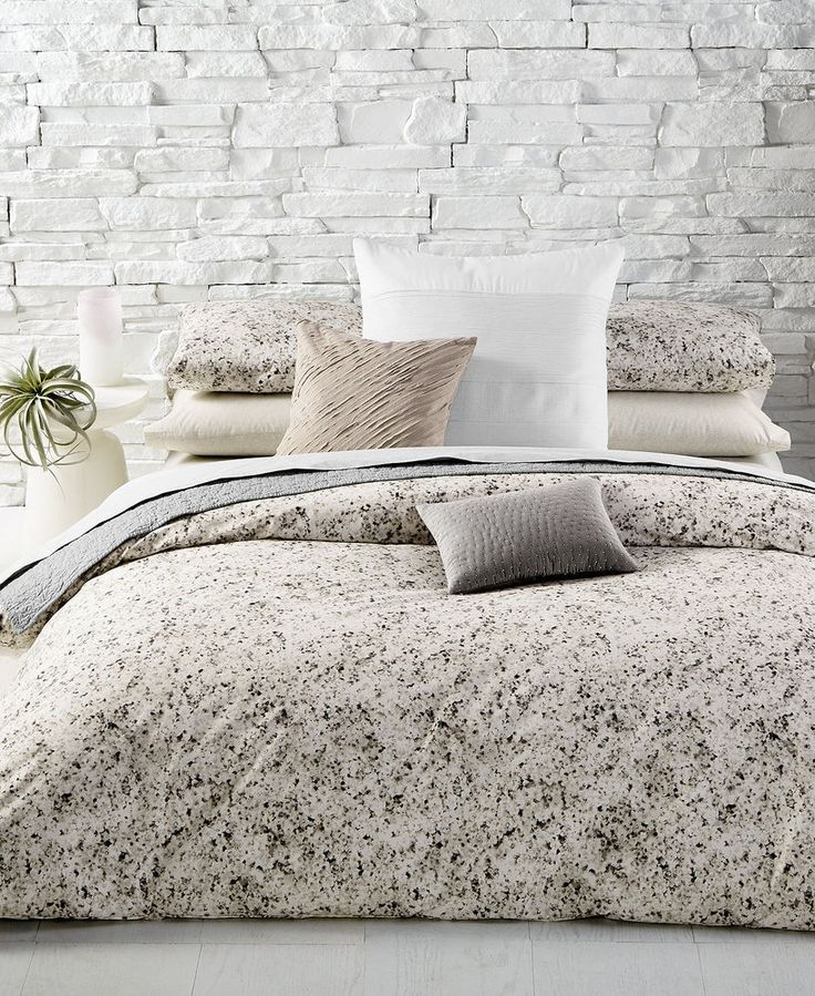 Calvin Klein Nocturnal Blossoms Multi Ivory King
