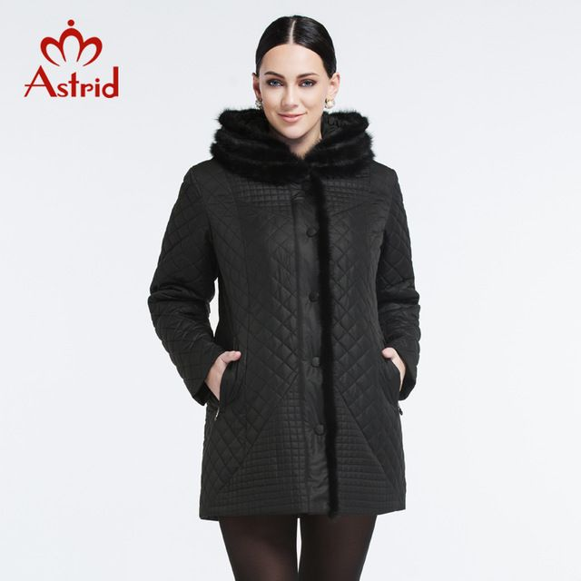 Astrid 2015 Parkas For Women Winter Coat Jacket Women Out High-Quality Large Size Fashion Casual Thick Warm Mink collar AM-9069 US $96.20 /piece     CLICK LINK TO BUY THE PRODUCT  http://goo.gl/oYWEYs