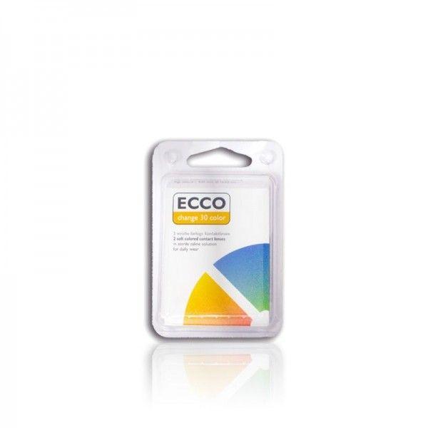 ECCO CHANGE 30 COLOR (2ER PACK) KONTAKTLINSEN