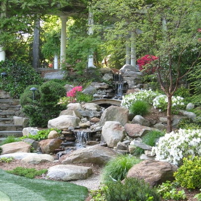 Tiered Garden Design Pictures Remodel Decor And Ideas