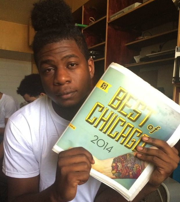 Mick Jenkins on Illusionist Derren Brown and The Giver