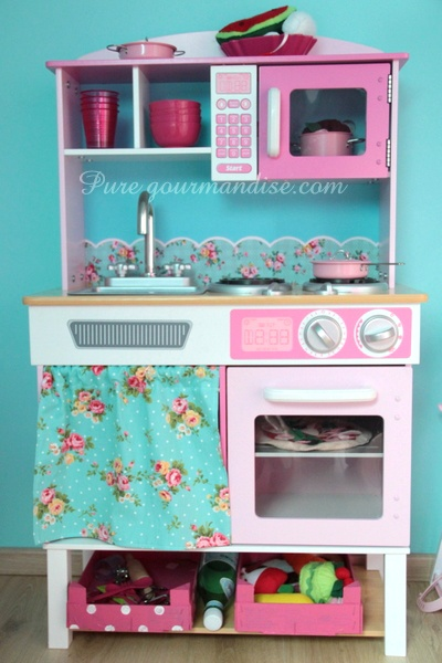 17 best ideas about kidkraft kitchen on pinterest kid - Cuisine bleu turquoise ...