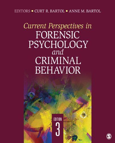 Bestseller Books Online Current Perspectives in Forensic Psychology and Criminal Behavior  $33.99  - http://www.ebooknetworking.net/books_detail-1412992443.html