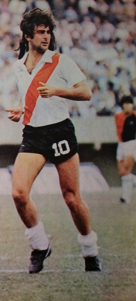 El Matador Mario Kempes | River Plate