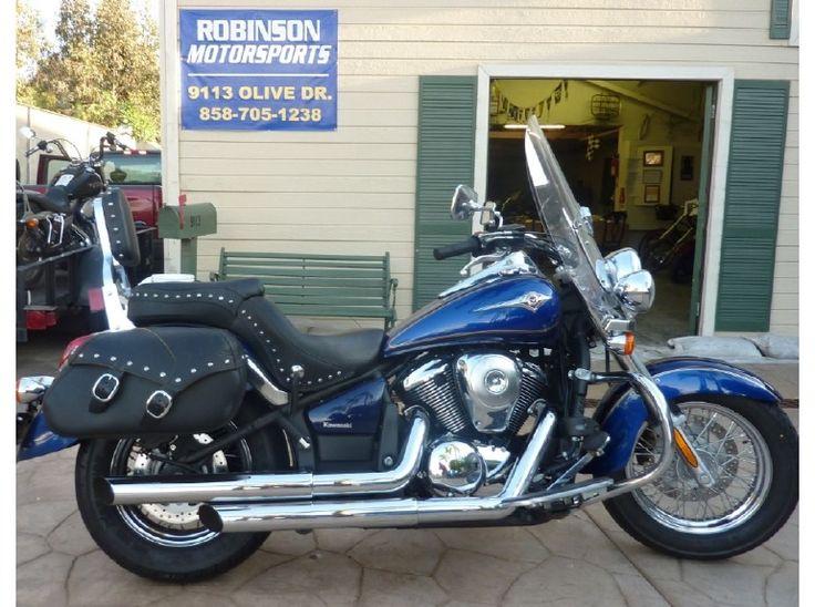 Used #Kawasaki 2011 Vulcan 900 classic lt #Cruiser_Motorcycle in Spring Valley @ UsaMotorBike.Com