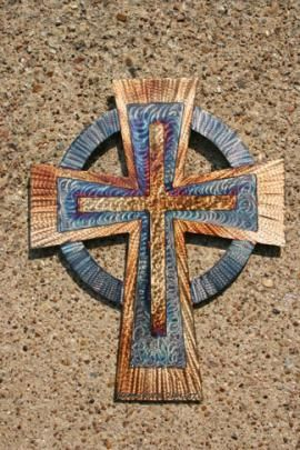 Celtic Wall Cross                                                                                                                                                      More