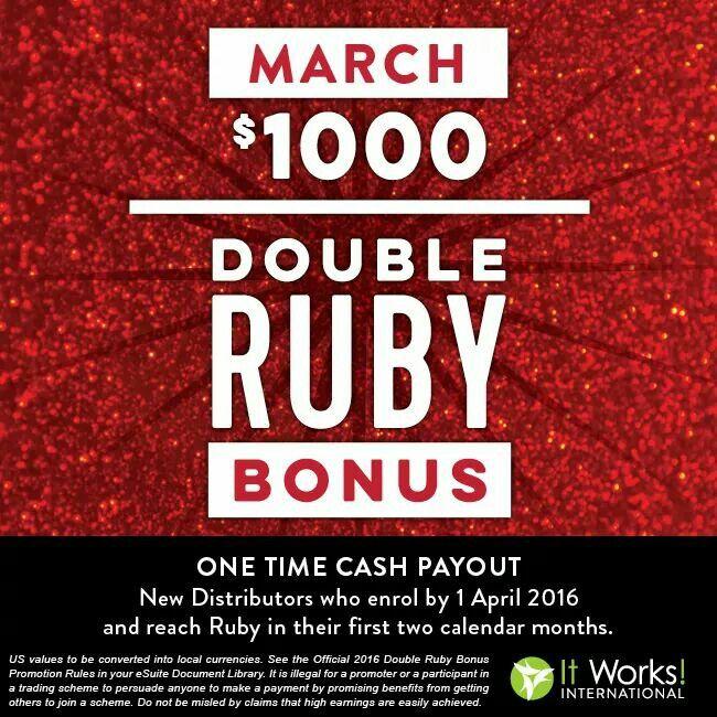 Pour toutes personnes me rejoignant avant la fin du mois, une possibilité de gagner la PRIME de 1000$ cash (en environ 920€ selon le cours du dollar) ⏩Alors contactez moi! ⏪