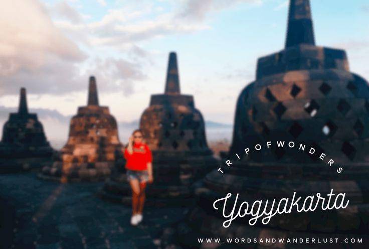 trip of wonders - yogyakarta