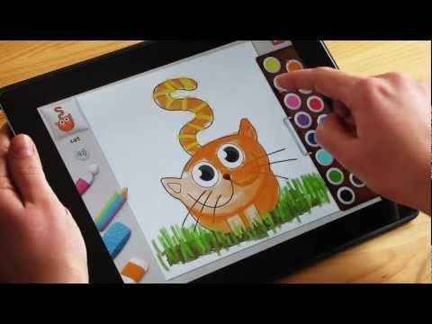 Memollow Coloring Pages - tutorial / part 1 In this video tutorial you will learn how to use basic magic tools in Memollow Coloring Pages App :)