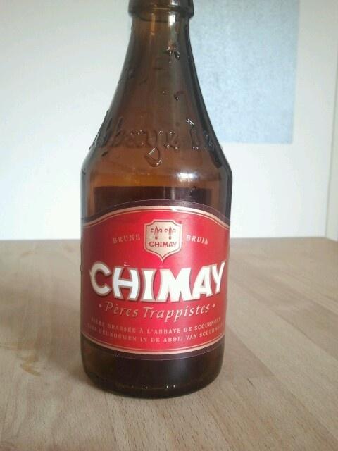 Chimay - rood Bruin 0,33l 7%