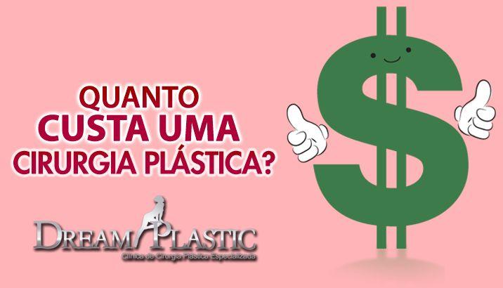 Quanto custa uma cirurgia plástica