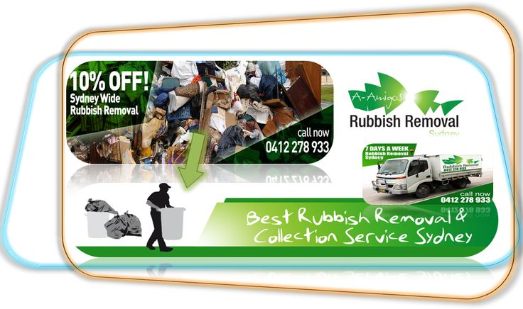 We, Rubbish Removal Sydney, assist the patrons by taking the extra amount of rubbish or waste away. Our services are reliable and appreciated for their timely execution. Moreover, we charge minimum for these eco-friendly services.