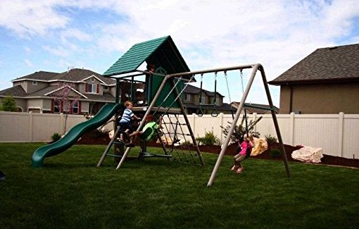 Best Swing Sets Reviews 2017 � Top 5 Picks & Guide