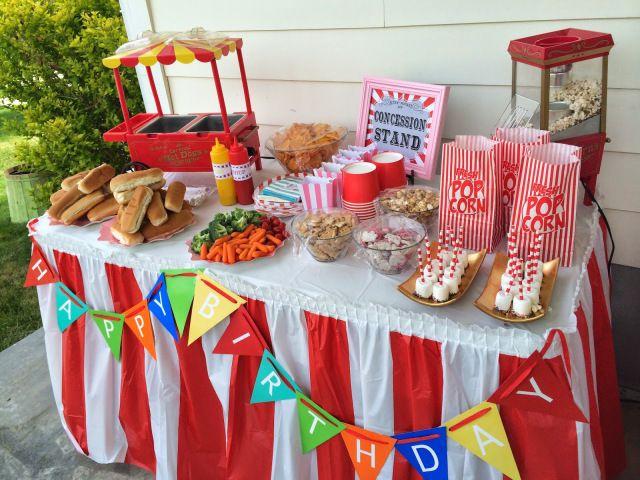 Best 25 carnival theme cakes ideas on pinterest - Carnival theme decoration ideas ...