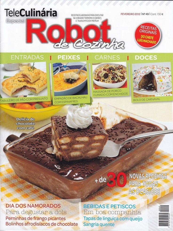 TeleCulinária Robot de Cozinha Nº 49 - Fevereiro 2012