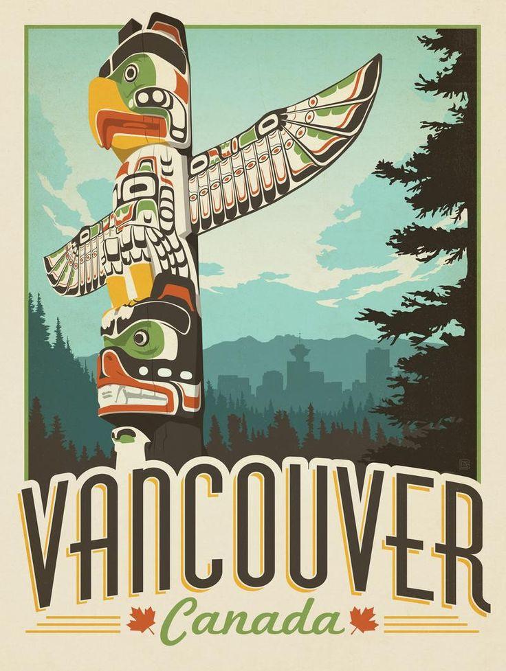 Vancouver Retro