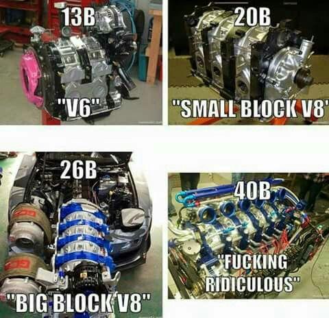 Rotary engines kick ass!