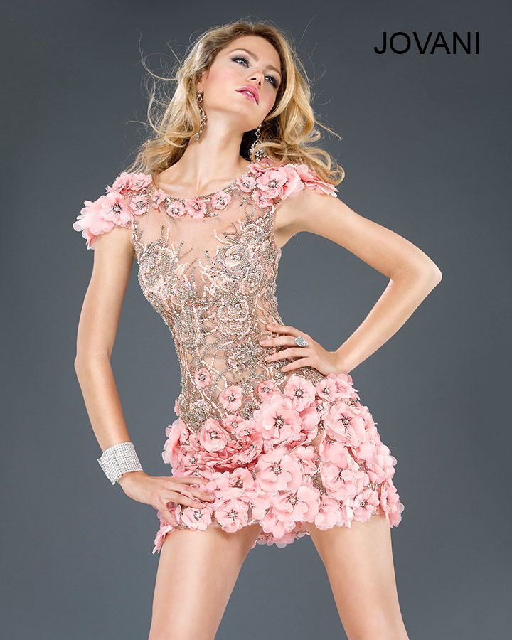 64 best Dream Dresses images on Pinterest | Jovani dresses, Dream ...
