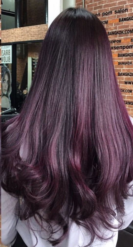 17 Best Ideas About Red Violet Highlights On Pinterest