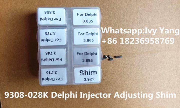9308-028K E1023008 80pcs Common Rail Delphi Injector