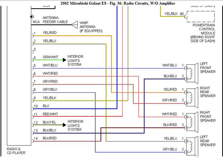 2009 Mitsubishi Galant Stereo Wiring Diagram Kur Tud Service De Repair Manuals Mitsubishi Audi A8