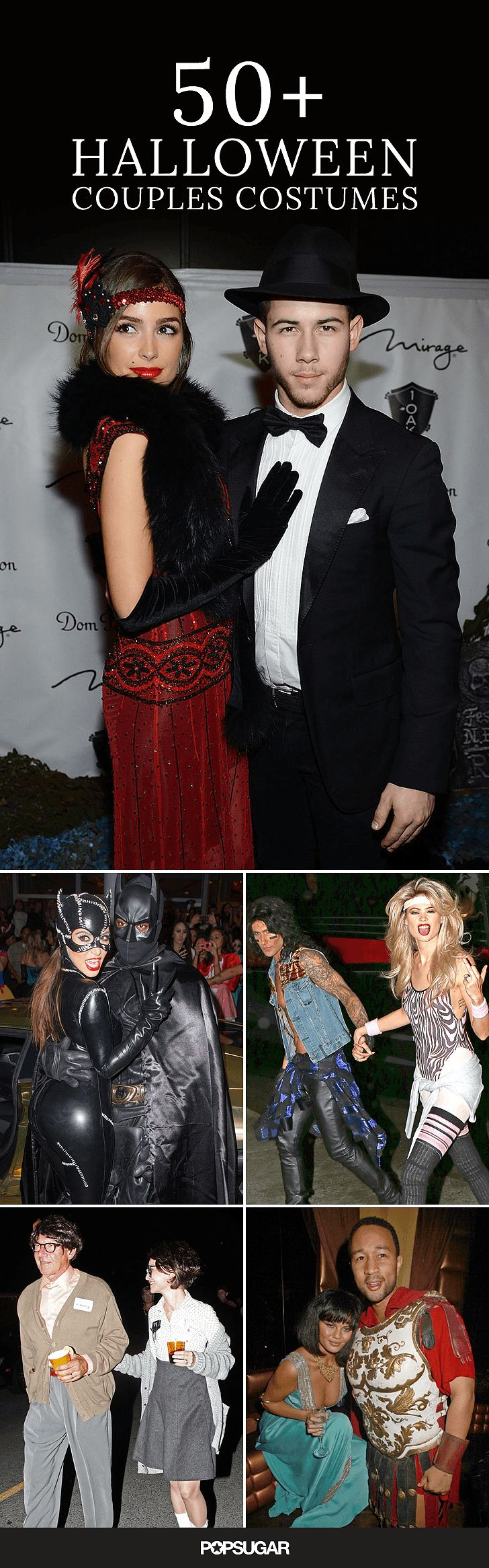 55 celebrity couples halloween costumes - Halloween Costumes That Make You Look Skinny