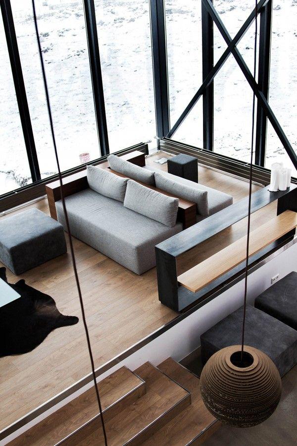 Ion Hotel en Islande